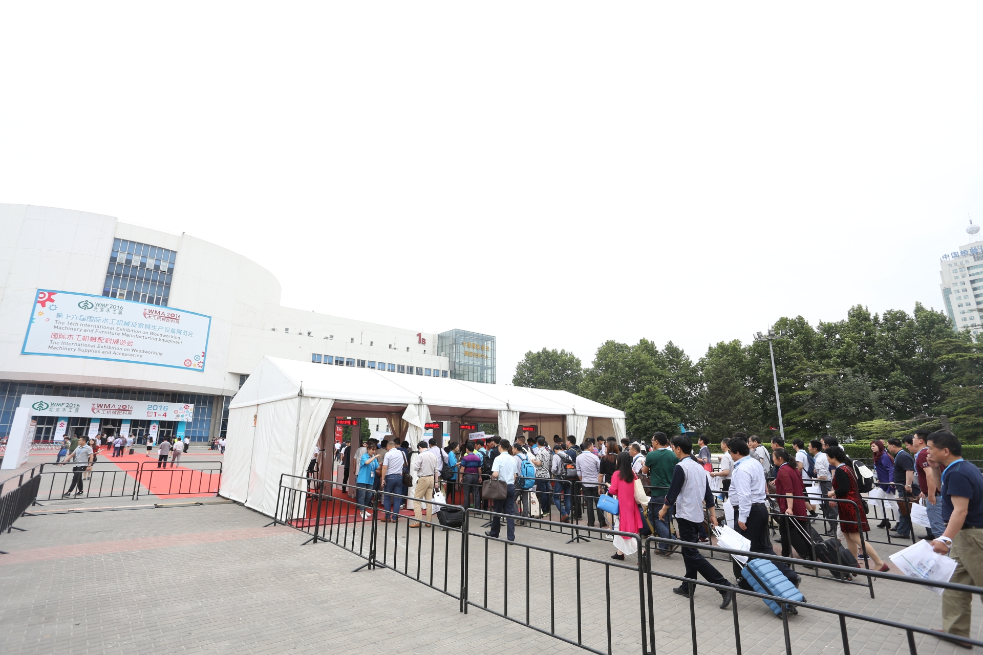 The Beijing Woodwork Fair Concluded In A Great Success